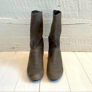 Camper suede boots